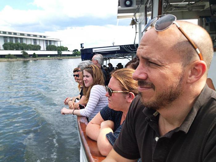 Potomac Boat Cruise
