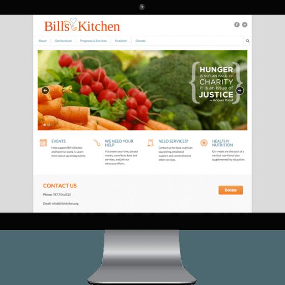 Bill's Kitchen