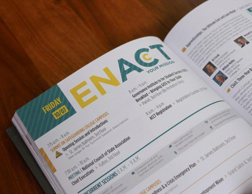ACCT Conference Program Inside