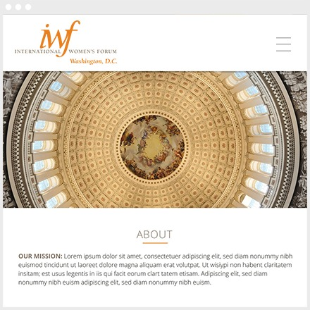 IWFDC Website