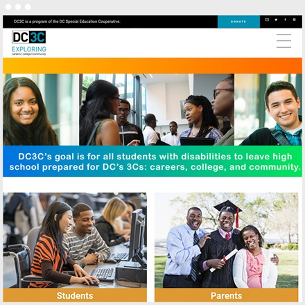 DC3C Website