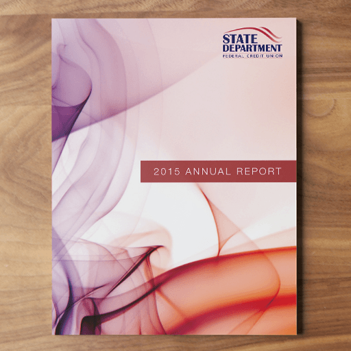 SDFCU Annual Report Cover