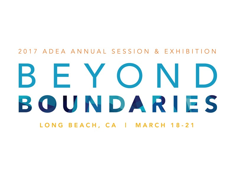 2017 ADEA Beyond Boundaries Event Logo Design