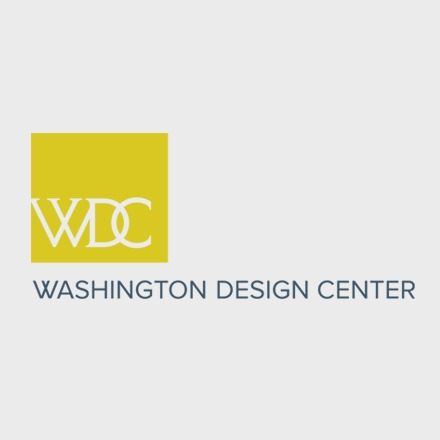 Washington Design Center Logo Design graybg
