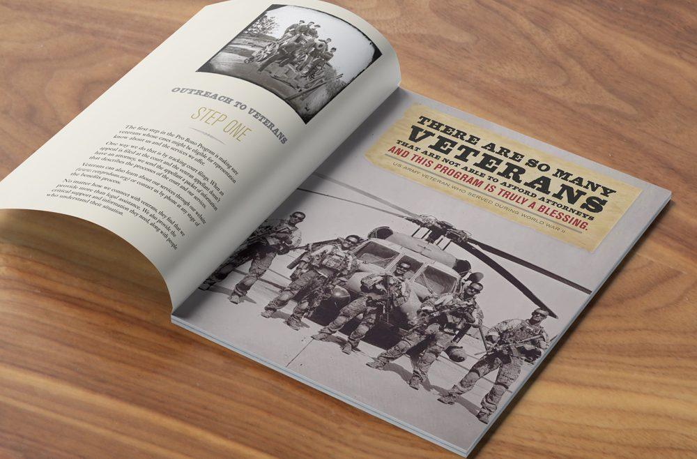 PVA Annual report Design spread 2