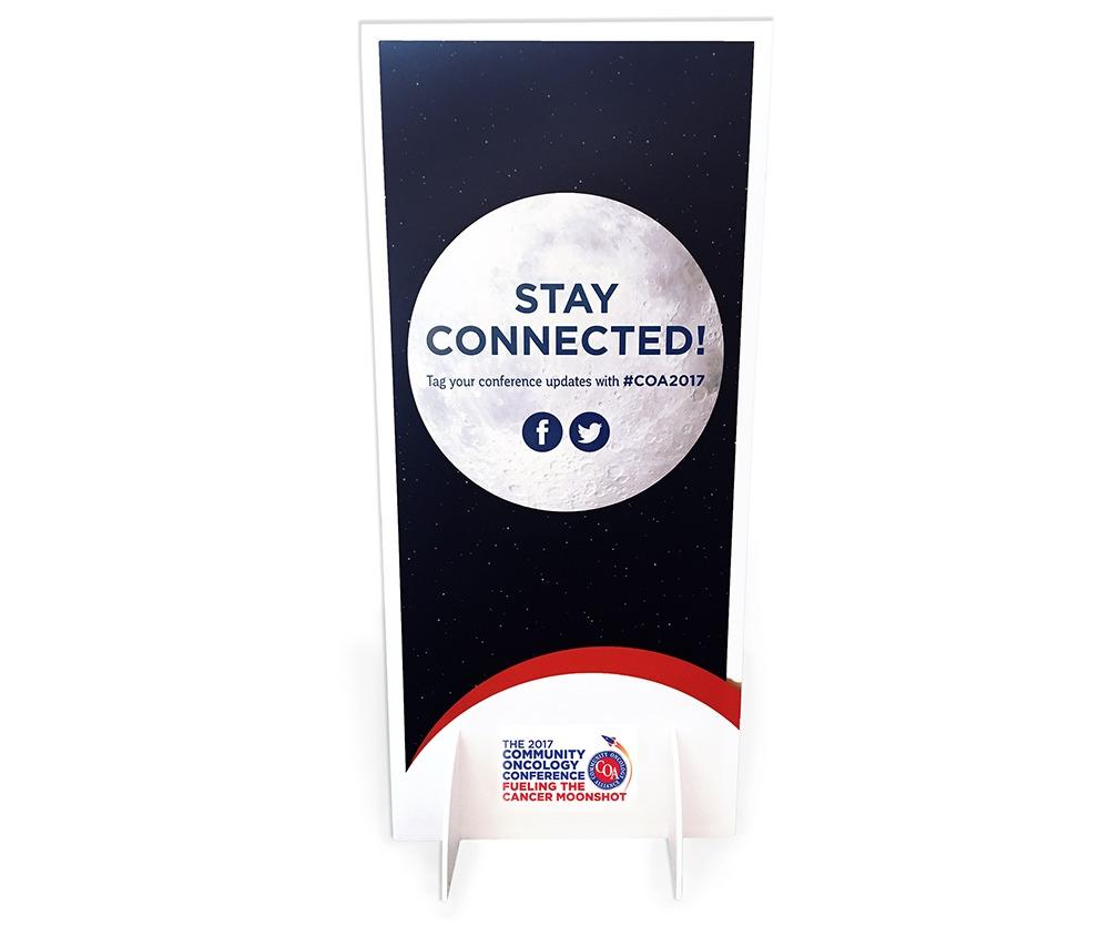 COA Conference Signage Design