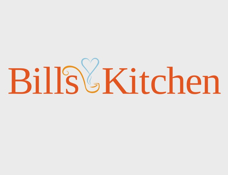 Bills Kitchen Logo Design Washington DC
