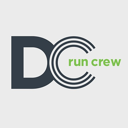 Washington DC Run Crew Logo Green