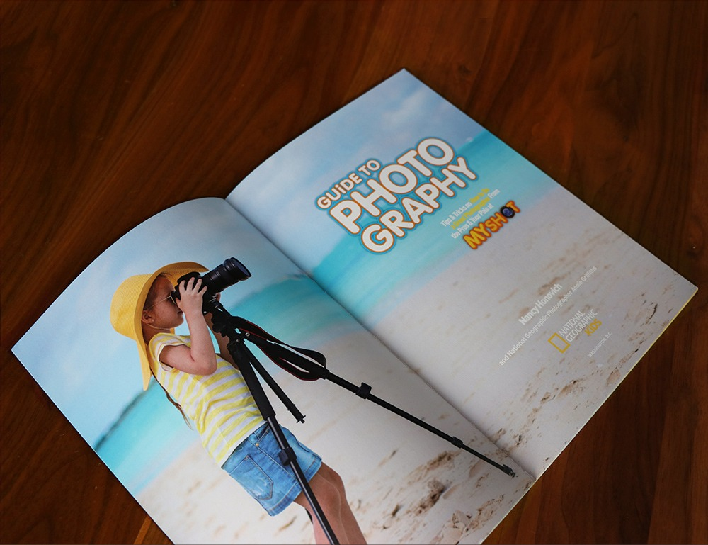 National Geographic Guide to Photography Book Design