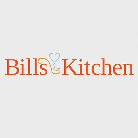 Bills Kitchen Logo Design & Brand Design